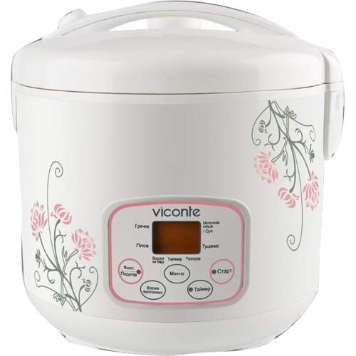 рецепты для мультиварки viconte рецепты
