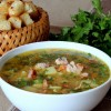 Суп в мультиварке Супра