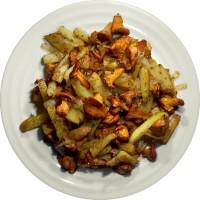 Картошка в мультиварке Панасоник
